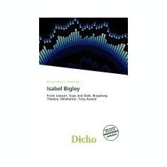 Isabel Bigley - Carte in engleza