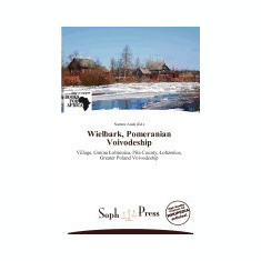 Wielbark, Pomeranian Voivodeship - Carte in engleza