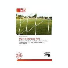 Marco Martina Rini - Carte in engleza