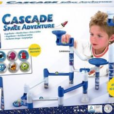 Set De Joaca Labirint De Bile 41 Piese Si 10 Bile Space Adventure - Jocuri arta si creatie Lena