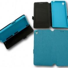 Husa FlipCover Stand Magnet LG G2 mini Turcoaz - Husa Telefon