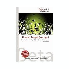 Human Target (Vertigo) - Carte in engleza
