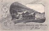 HERCULANE  BAILE  HERCULANE  ORPHEUM   CIRCULATA  1901, Printata, Baile Herculane