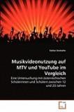 Musikvideonutzung Auf MTV Und Youtube Im Vergleich