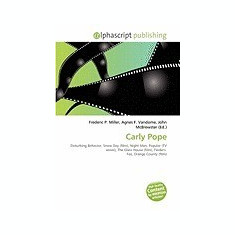 Carly Pope - Carte in engleza