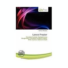 Lance Frazier - Carte in engleza
