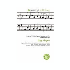 Gigi Gryce - Carte in engleza