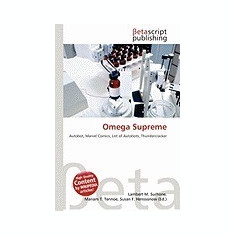 Omega Supreme - Carte in engleza