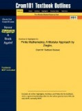 Studyguide for Finite Mathematics: A Modular Approach by Ziegler & Mackey & Foster, ISBN 9780759311350
