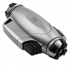 Mini bricheta True Utility TurboJet Lighter (TU407), Culoare: Gri, Marime: M