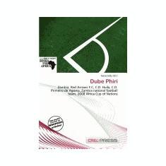 Dube Phiri - Carte in engleza