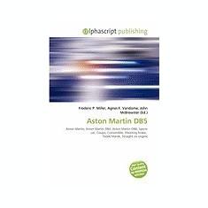 Aston Martin Db5 - Carte in engleza