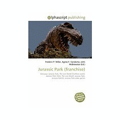 Jurassic Park (Franchise) - Carte in engleza