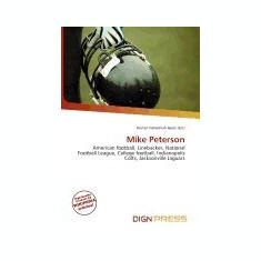Mike Peterson - Carte in engleza