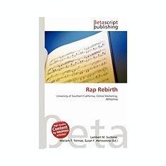 Rap Rebirth - Carte in engleza
