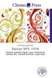 Saison NFL 1954