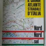 ATLAS TURISTIC CU STRAZILE DIN ITALIA 1991 OGGI IN LIMBA ITALIANA