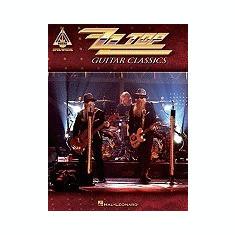 ZZ Top: Guitar Classics - Carte in engleza