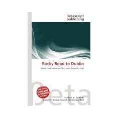 Rocky Road to Dublin - Carte in engleza