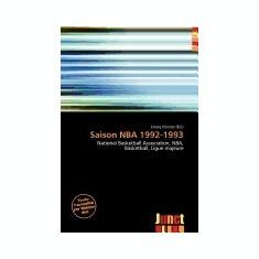 Saison NBA 1992-1993 - Carte in engleza