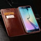 Husa Flip Cover Samsung Galaxy S7 G930F - Husa Telefon Samsung, Alb