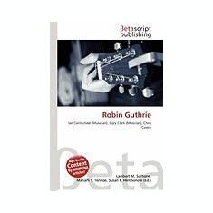 Robin Guthrie - Carte in engleza