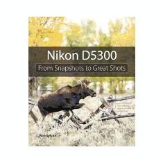 Nikon D5300 - Carte in engleza