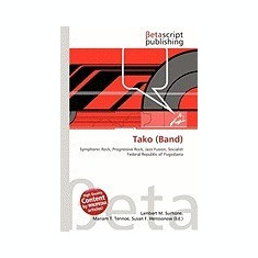 Tako (Band) - Carte in engleza