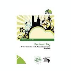 Bordered Pug - Carte in engleza