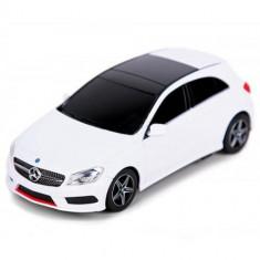 Mercedes A Class 1:24 Alb - Masinuta electrica copii Rastar