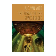 The Voyage of the Space Beagle - Carte in engleza