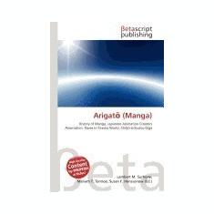 Arigat (Manga) - Carte in engleza