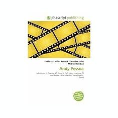 Andy Pessoa - Carte in engleza