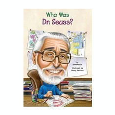 Who Was Dr. Seuss? - Carte in engleza