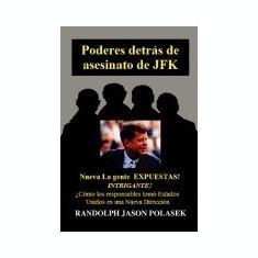 Poderes Detr S de Asesinato de JFK - Carte in engleza