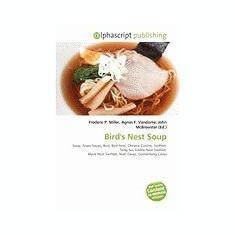 Bird's Nest Soup - Carte in engleza