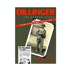 Dillinger: The Untold Story - Carte in engleza