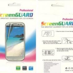 Folie protectie display iPhone 5 / 5S Matte 2 in 1 FATA + SPATE - Folie de protectie Apple