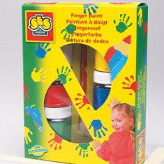 Set De Desenat Fingerpaint - Jocuri arta si creatie SeS