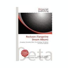 Rockoon (Tangerine Dream Album) - Carte in engleza