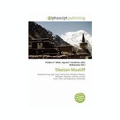 Tibetan Mastiff - Carte in engleza