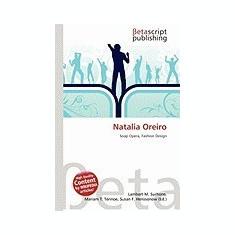 Natalia Oreiro - Carte in engleza