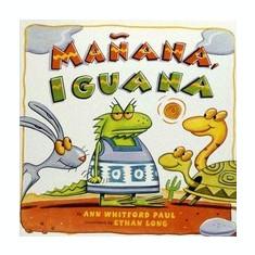 Manana, Iguana - Carte in engleza