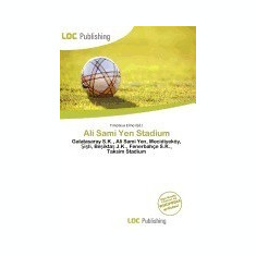 Ali Sami Yen Stadium - Carte in engleza