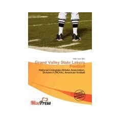 Grand Valley State Lakers Football - Carte in engleza