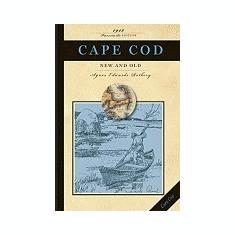 Cape Cod - Carte in engleza