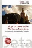 Aloys Zu L Wenstein-Wertheim-Rosenberg