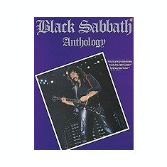 Black Sabbath - Anthology - Carte in engleza