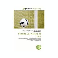 Ronaldo Luis Nazario de Lima - Carte in engleza