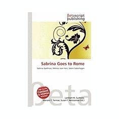 Sabrina Goes to Rome - Carte in engleza